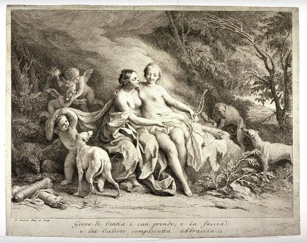 ファイル:Amigoni, Jacopo (1675 - 1752), Giove e Callisto -ca. 1740-1750-.jpg