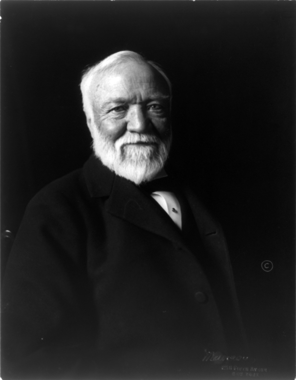 in his essay on wealth andrew carnegie argued that Carnegie's essay is his attempt to show people a way to reach an accommodation between individualism and fairness.