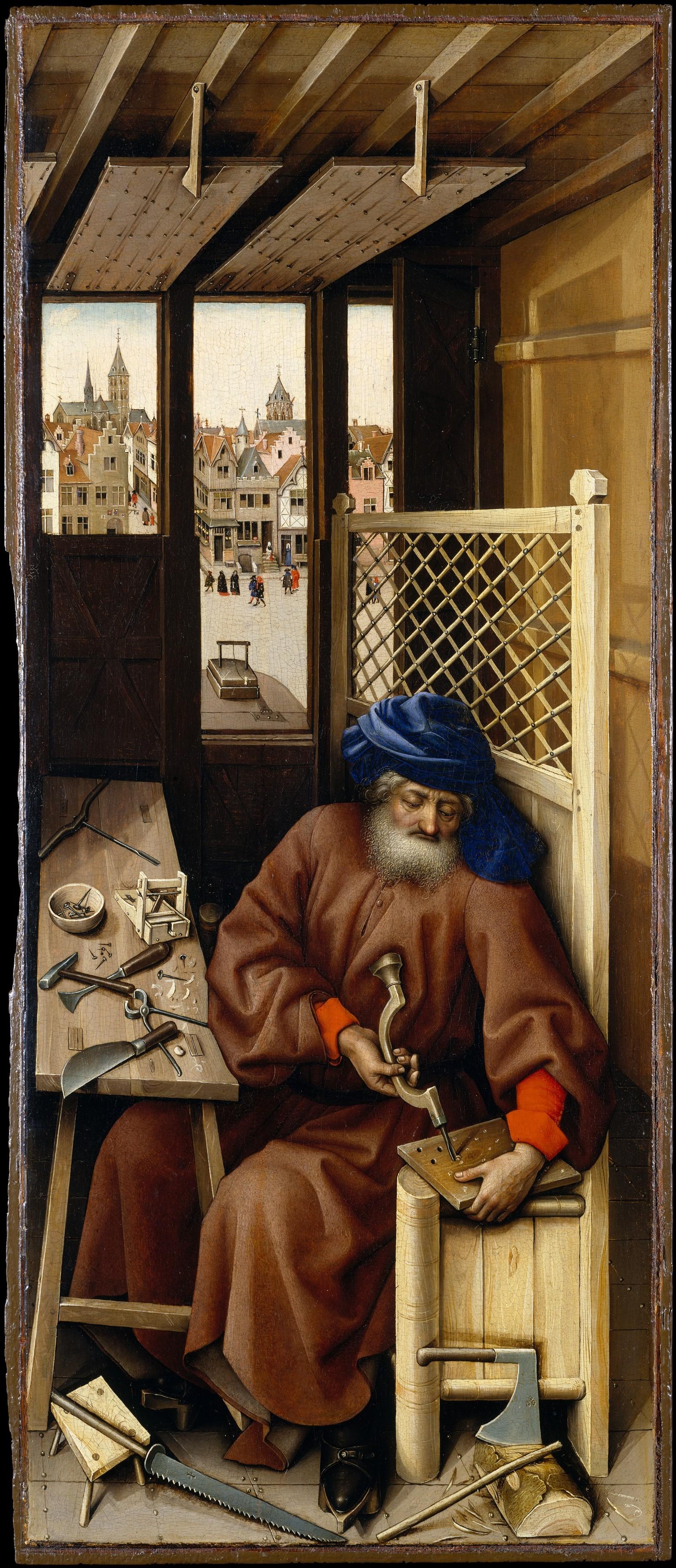 https://upload.wikimedia.org/wikipedia/commons/f/fb/Annunciation_Triptych_%28Merode_Altarpiece%29_MET_DT7258.jpg