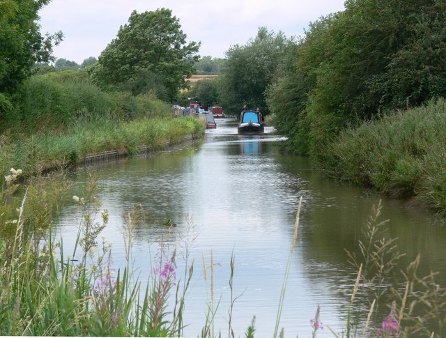 Ashby Canal north of Geary's Bridge - geograph.org.uk - 918448