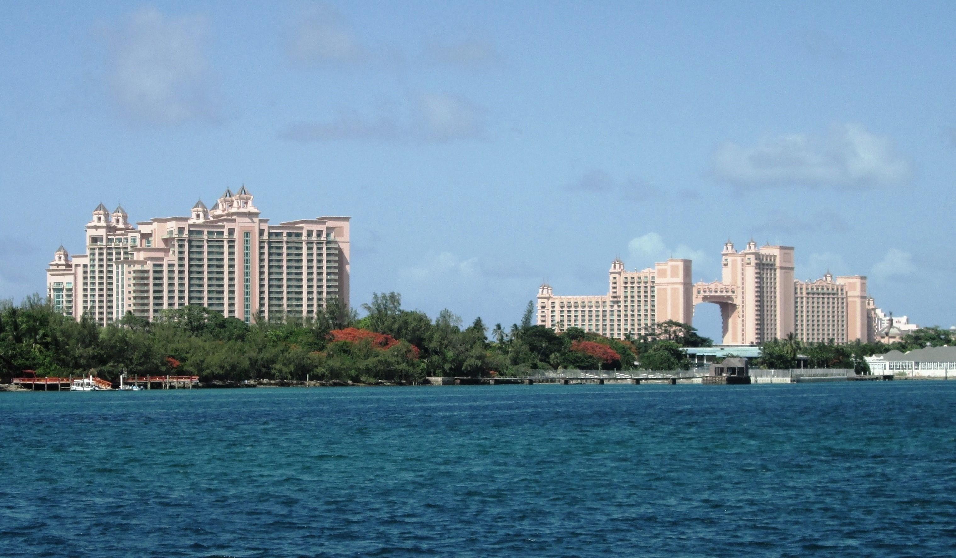 Bahamas Paradise Island Food Delivery