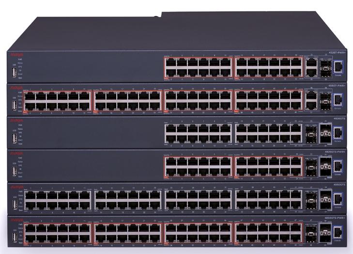 Baystack 5520 Serial Port Settings