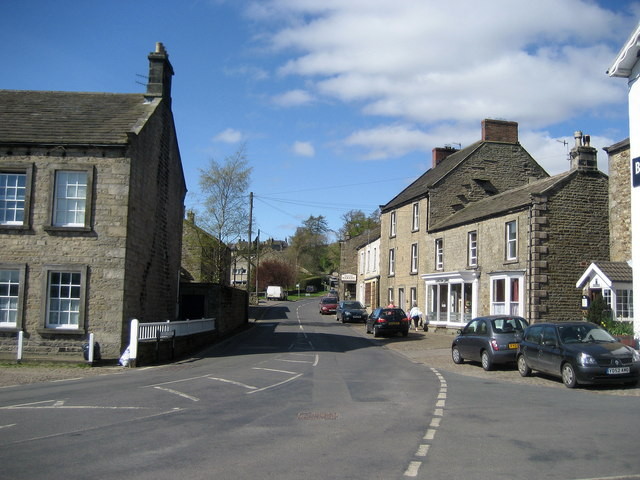B6270, Reeth - geograph.org.uk - 400535