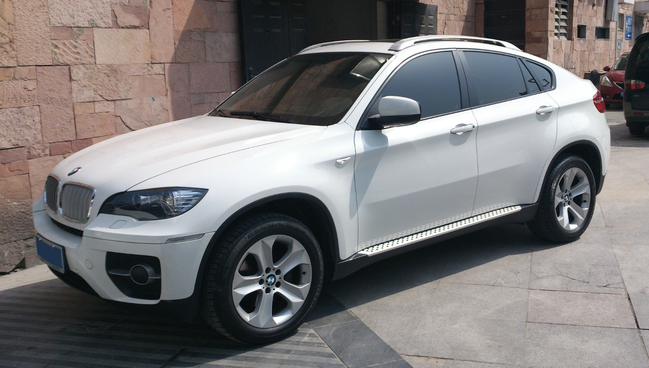 File:BMW X6 E71 China 2013-03-04.jpg - Wikimedia Commons