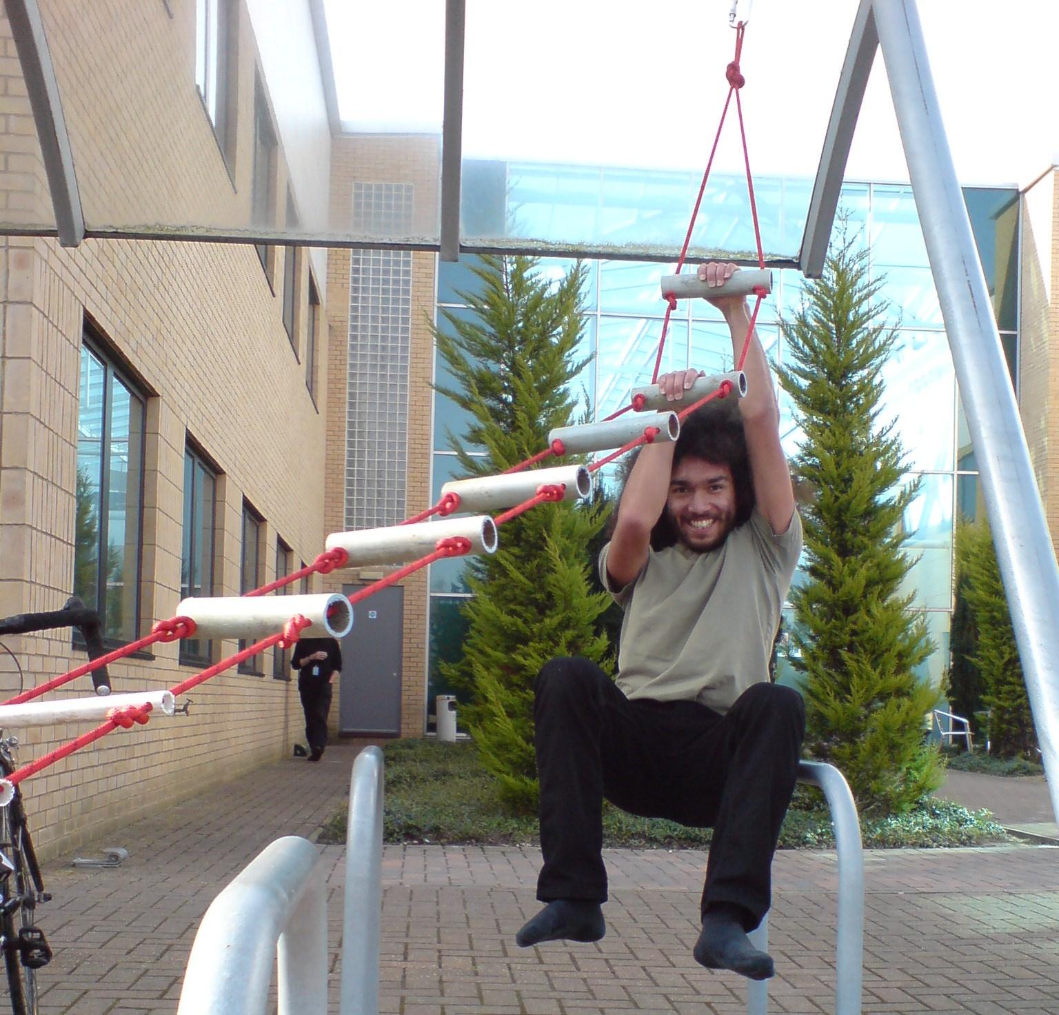 Bachar ladder - Wikipedia