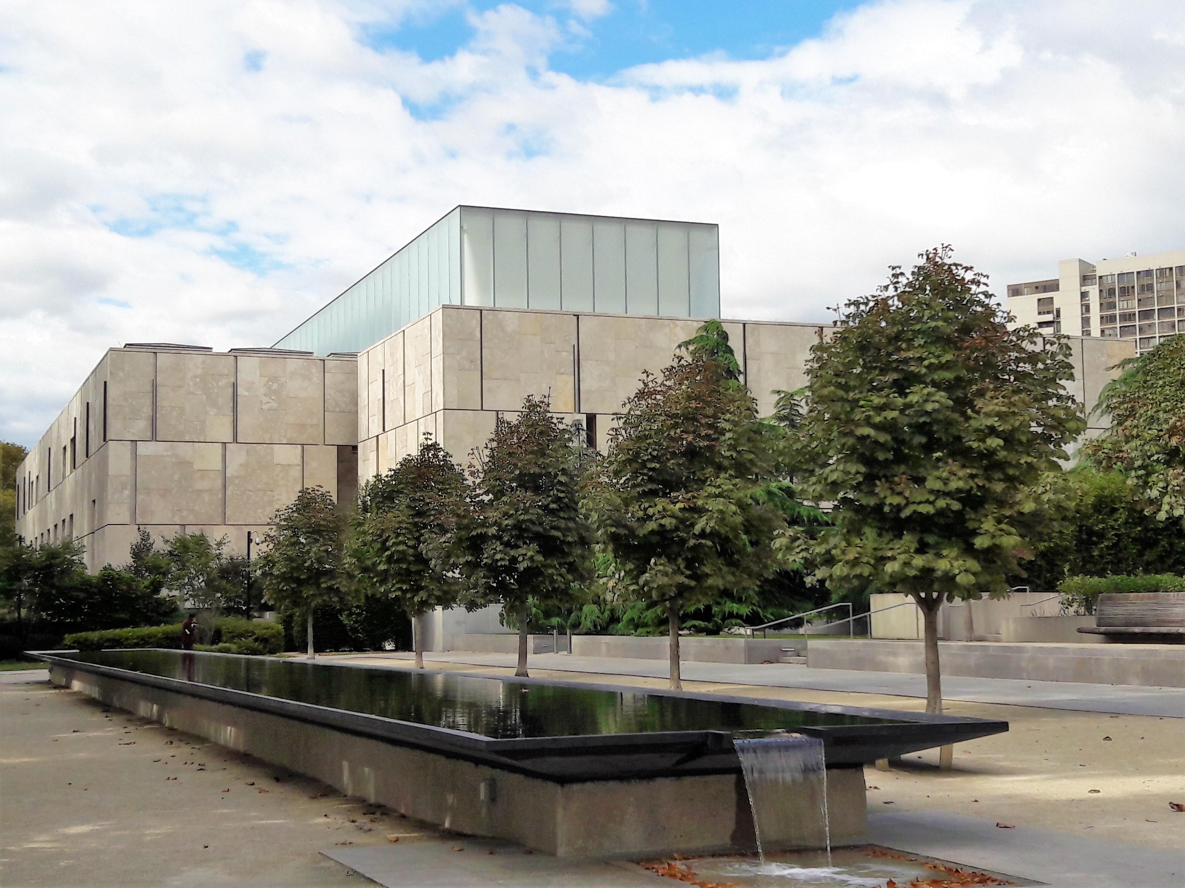 The Barnes Foundation Philadelphia Pennsylvania Atlas Obscura