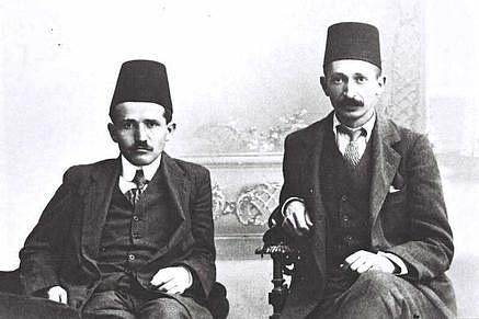Ben-Zvi_and_David_Ben_Gurion_in_Istanbul