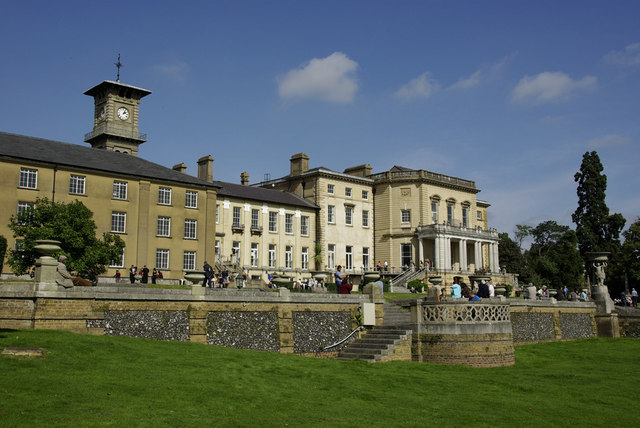 Bentley Priory - Wikipedia
