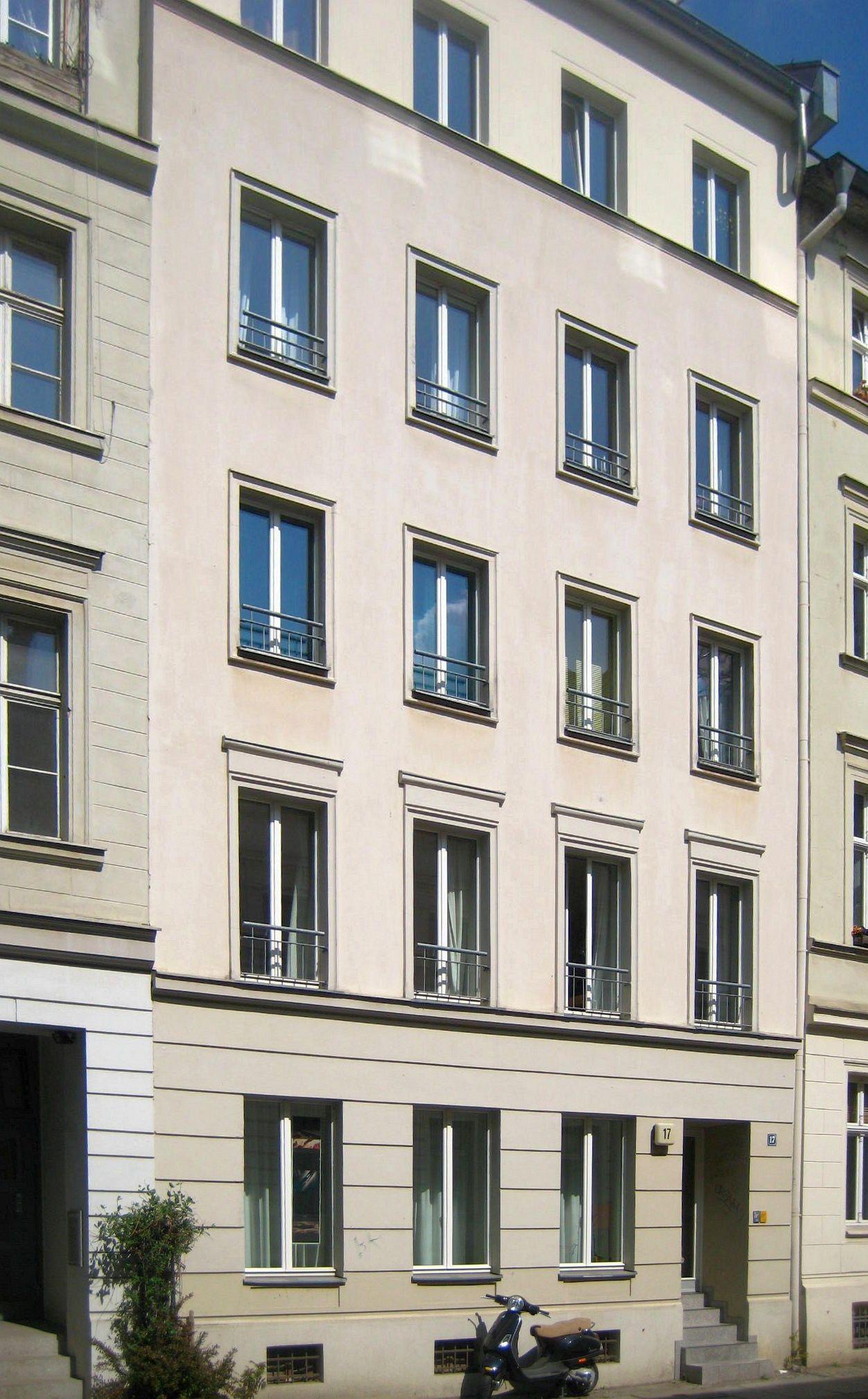 Sophienstraße Berlin