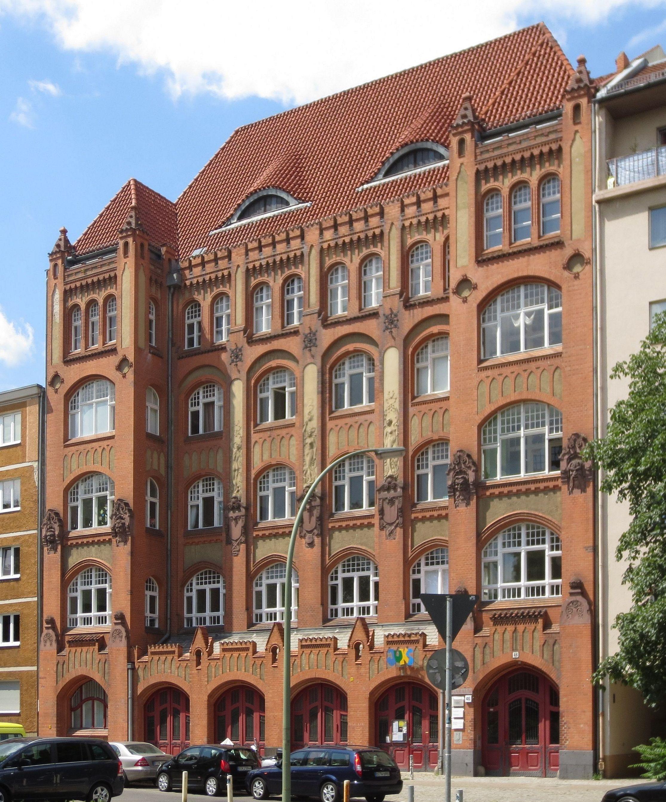file berlin schoeneberg martin luther strasse 46 wohnhaus und wikimedia commons. Black Bedroom Furniture Sets. Home Design Ideas