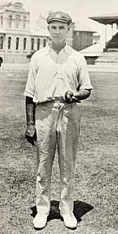 Bert Ironmonger circa 1930