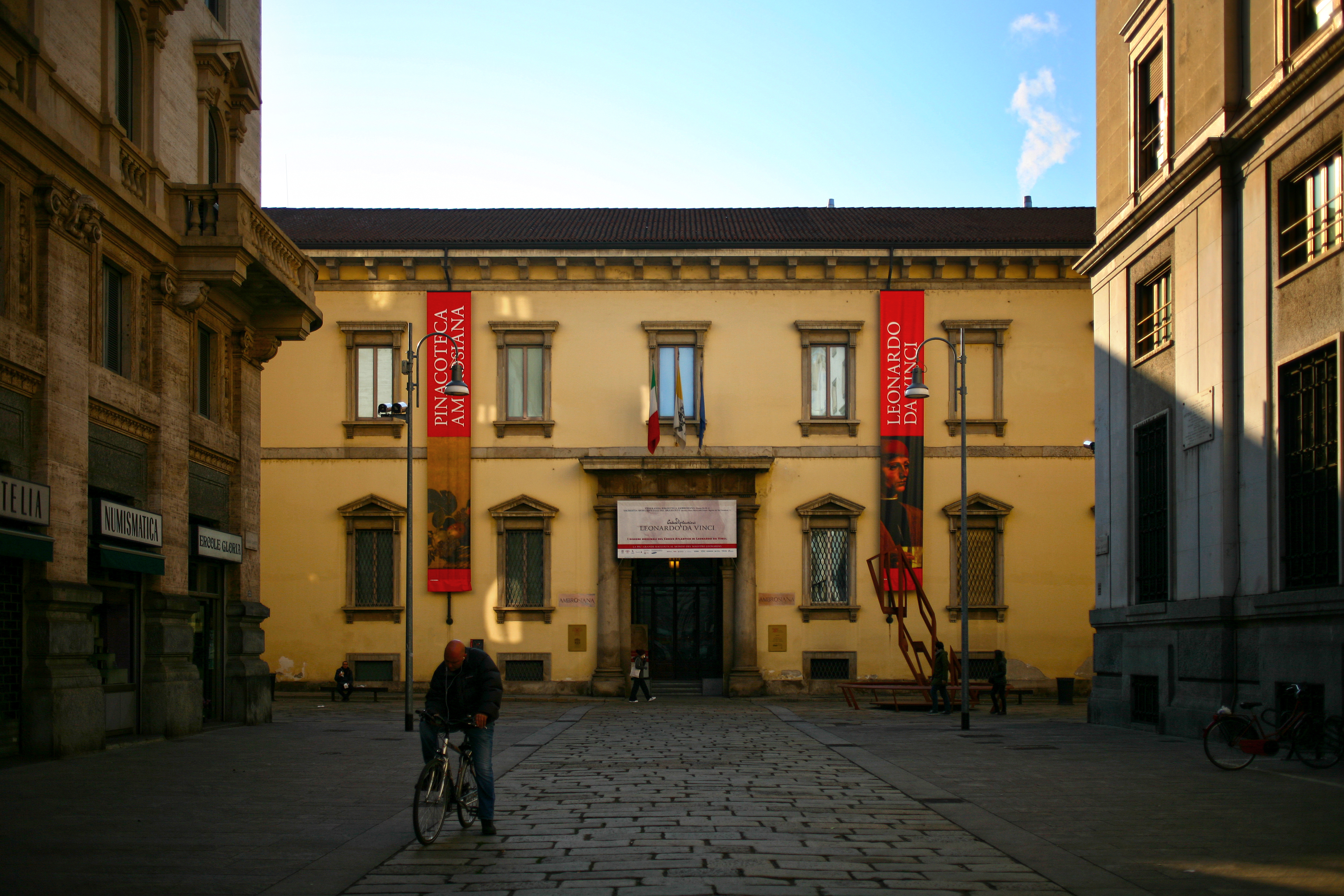הספרייה האמברוזיאנית