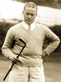 Bobby Jones 1930 winnaar US Amateur.jpg