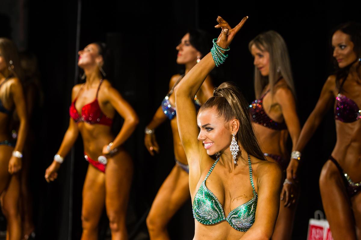 Fitness Bikini Contest