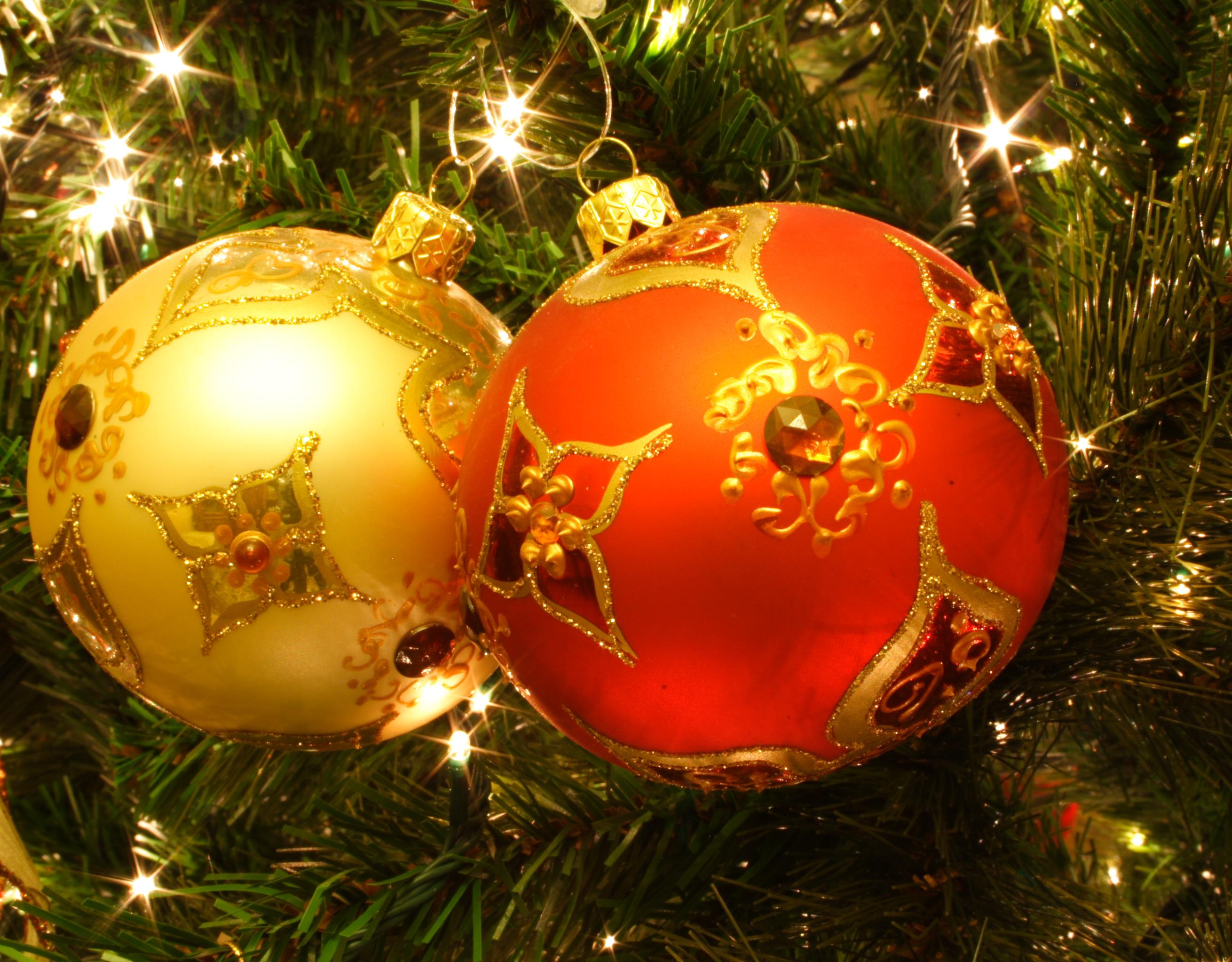 File bolas navide wikimedia commons - Boule de noel geante decoration ...