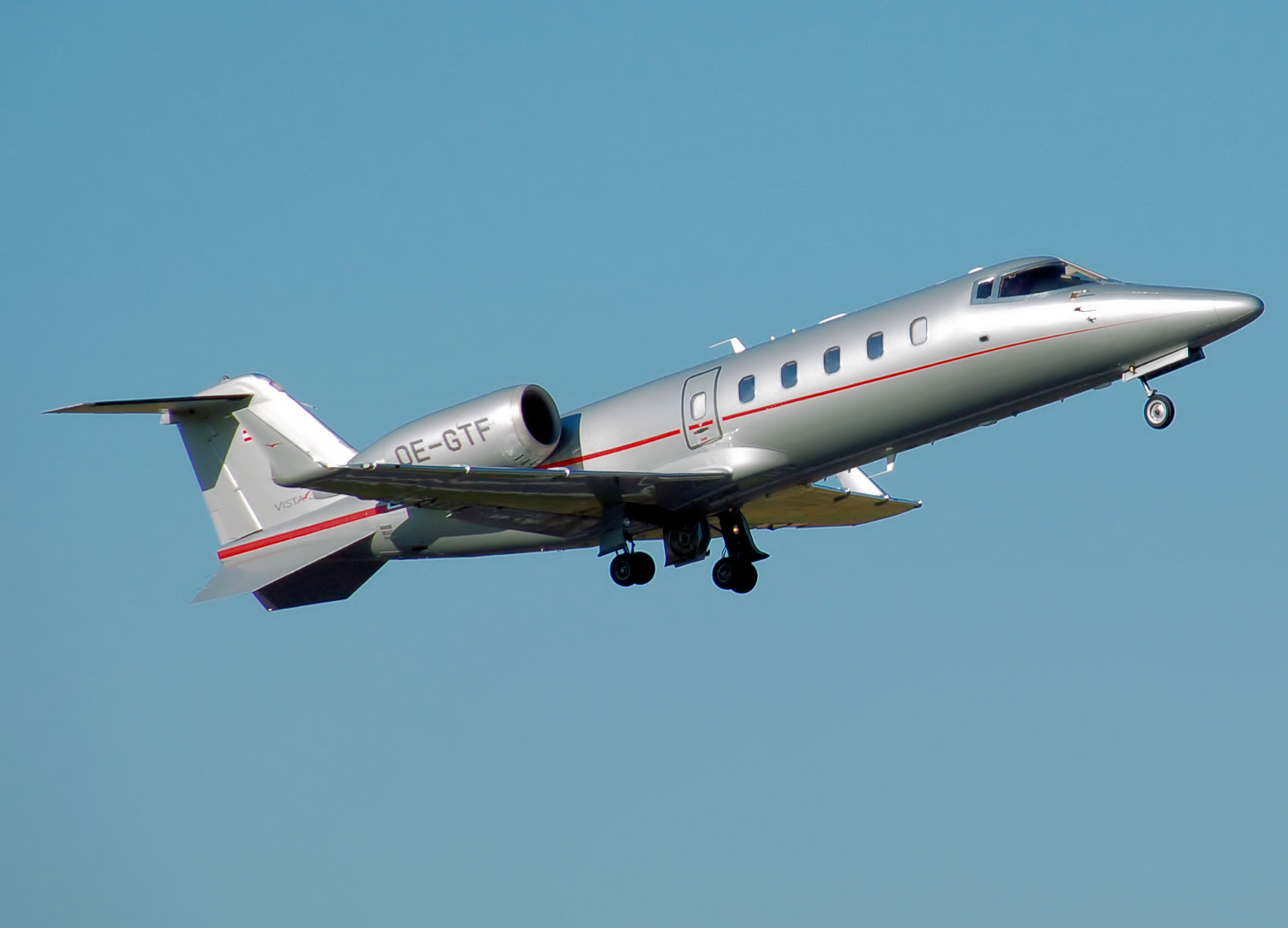 Image result for 7 lear Jets