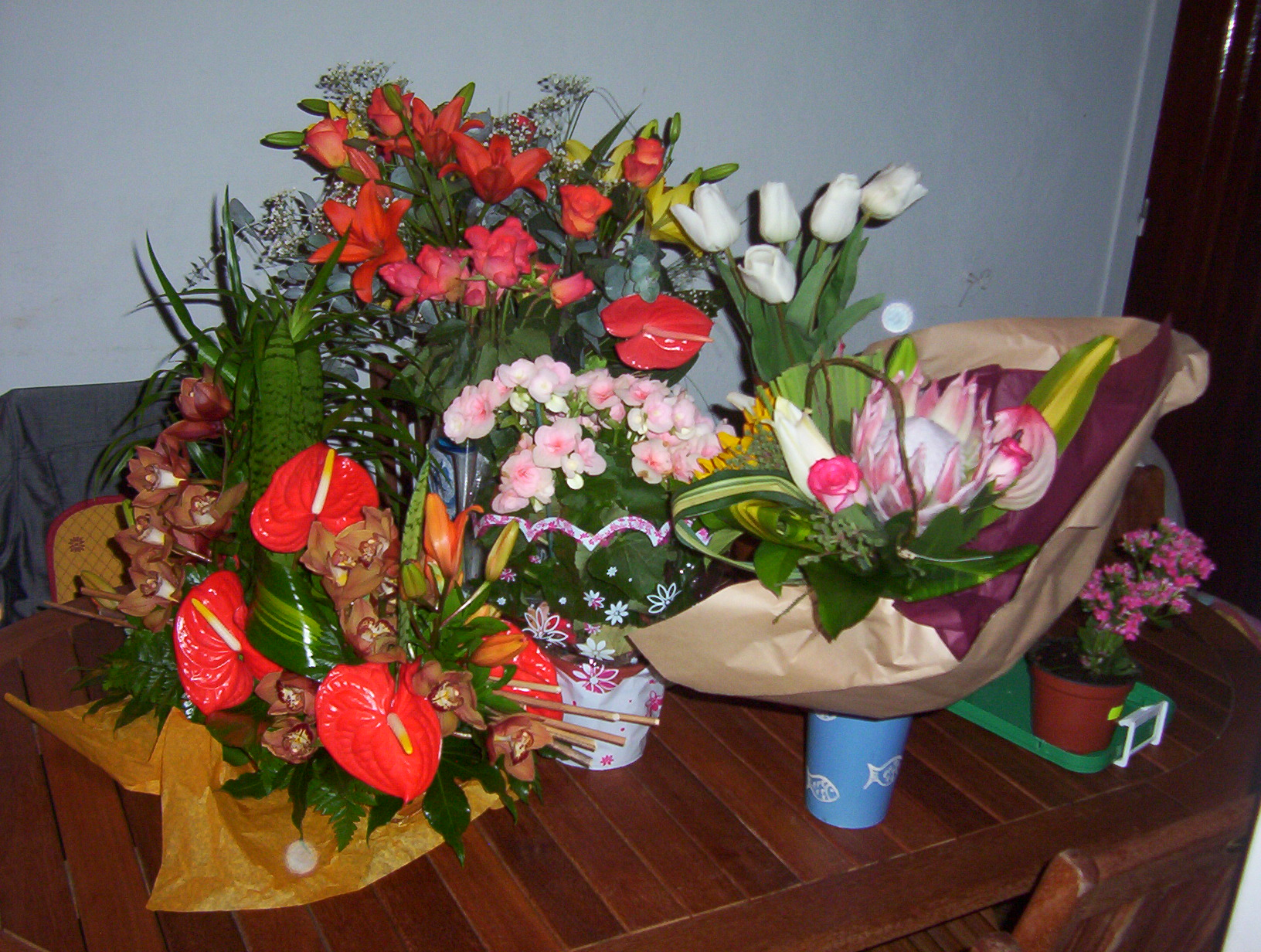 File Bouquets De Wikimedia Commons