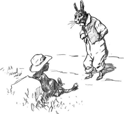 March hare interracial cartoons precisely