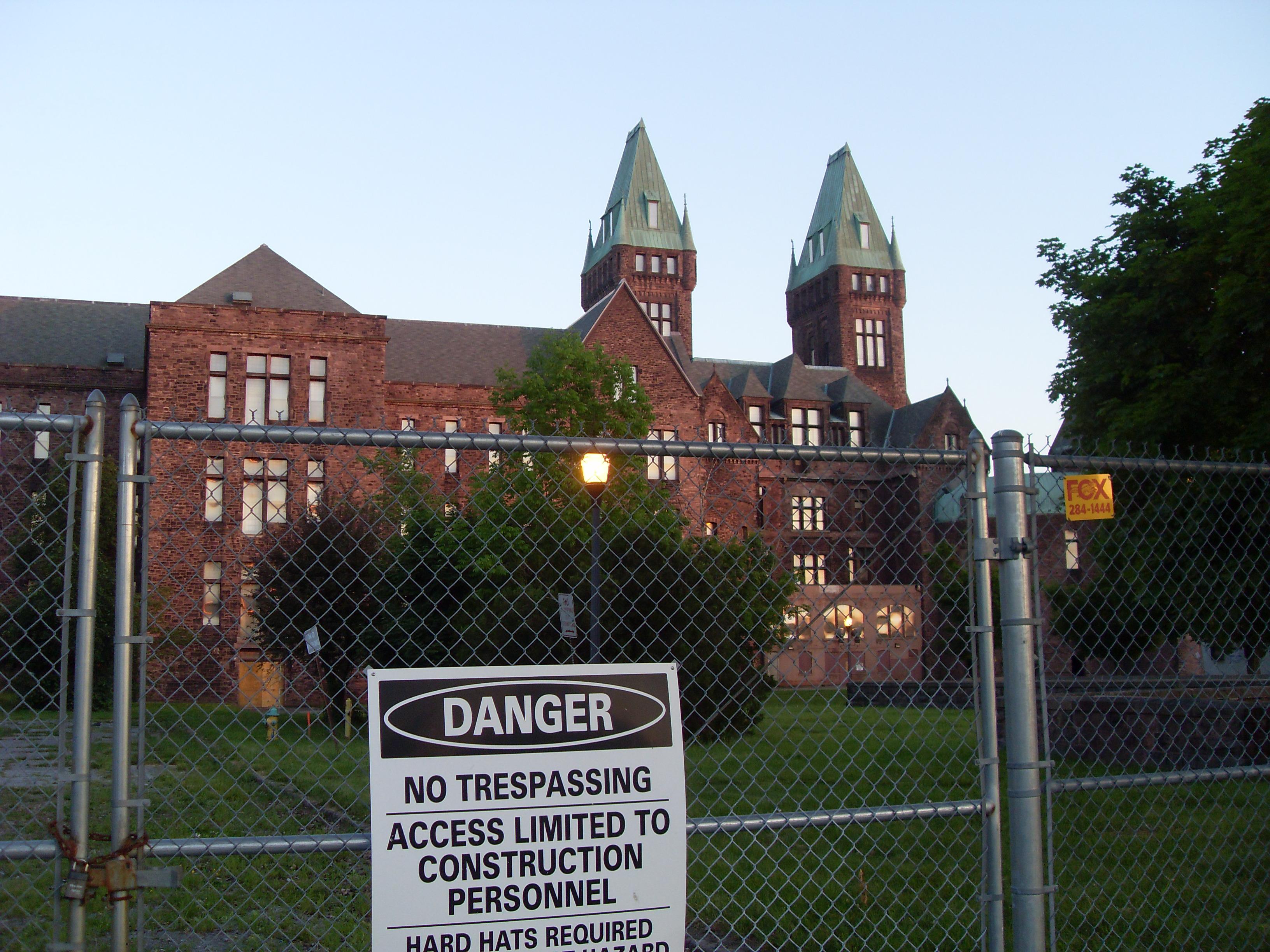 Buffalo State Asylum Tours