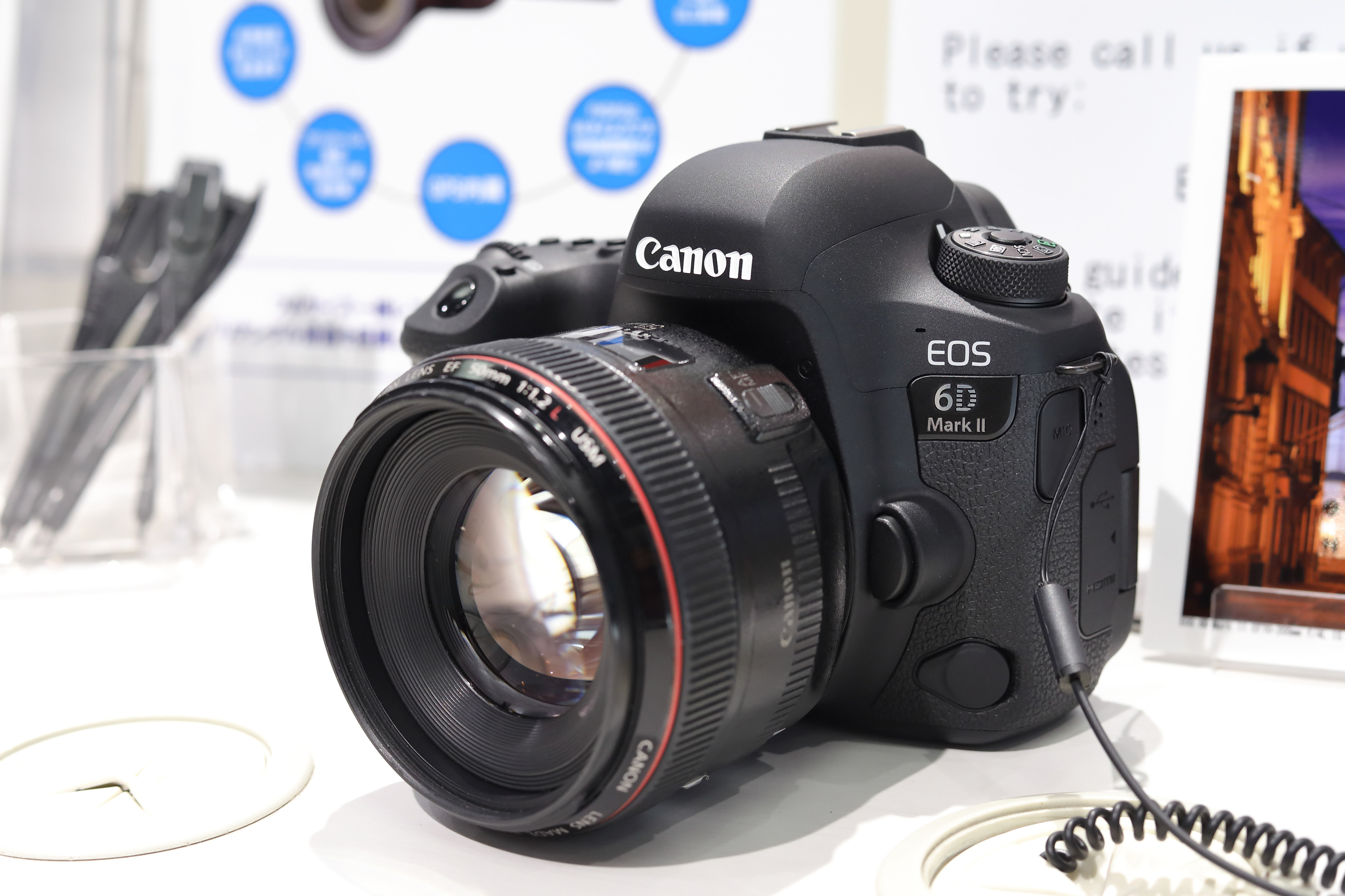 Canon EOS 6D Mark II - Wikipedia