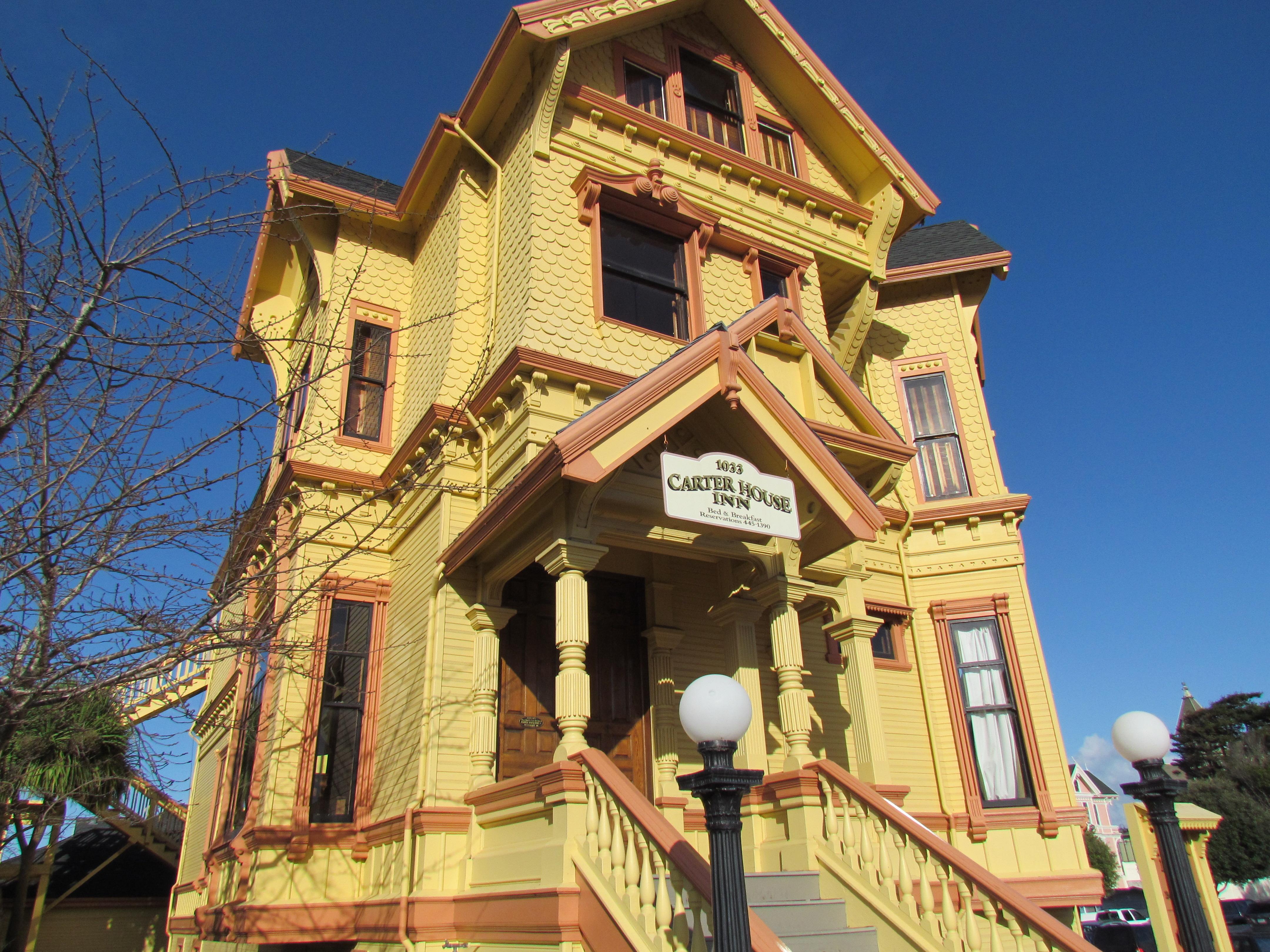 Carter House Inn Wikipedia
