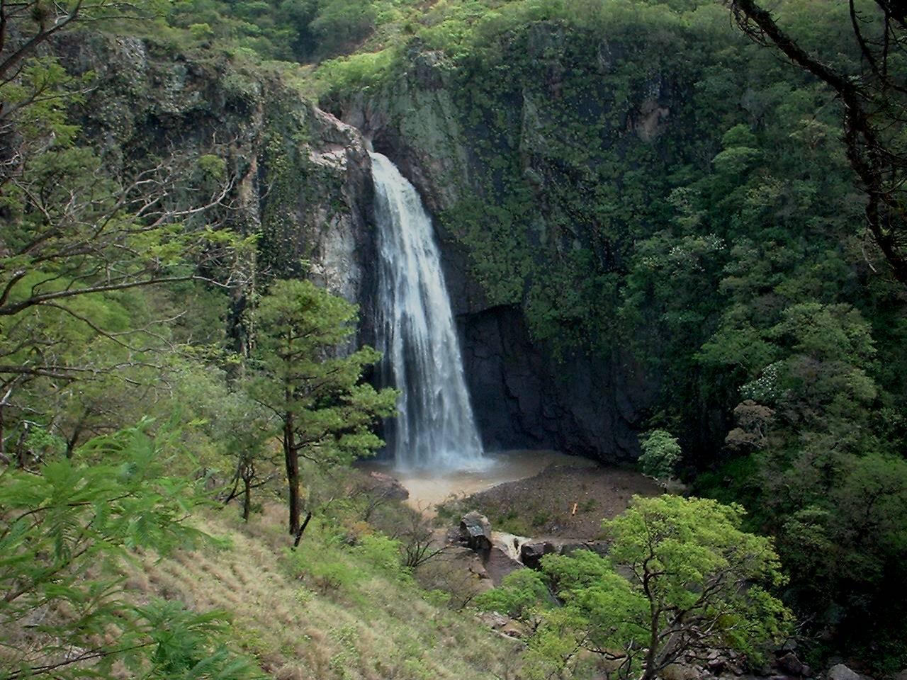 Paisajes de cascadas for Fotos cascadas