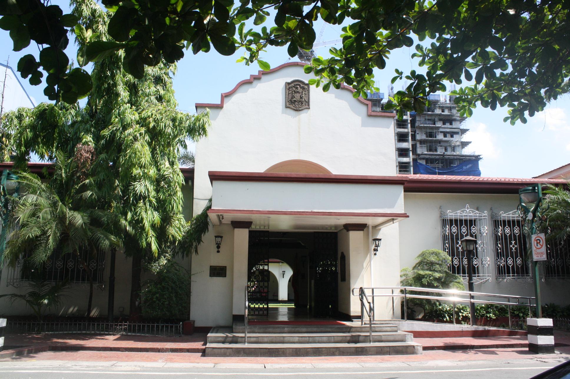 Casino Espanol De Manila Wikipedia