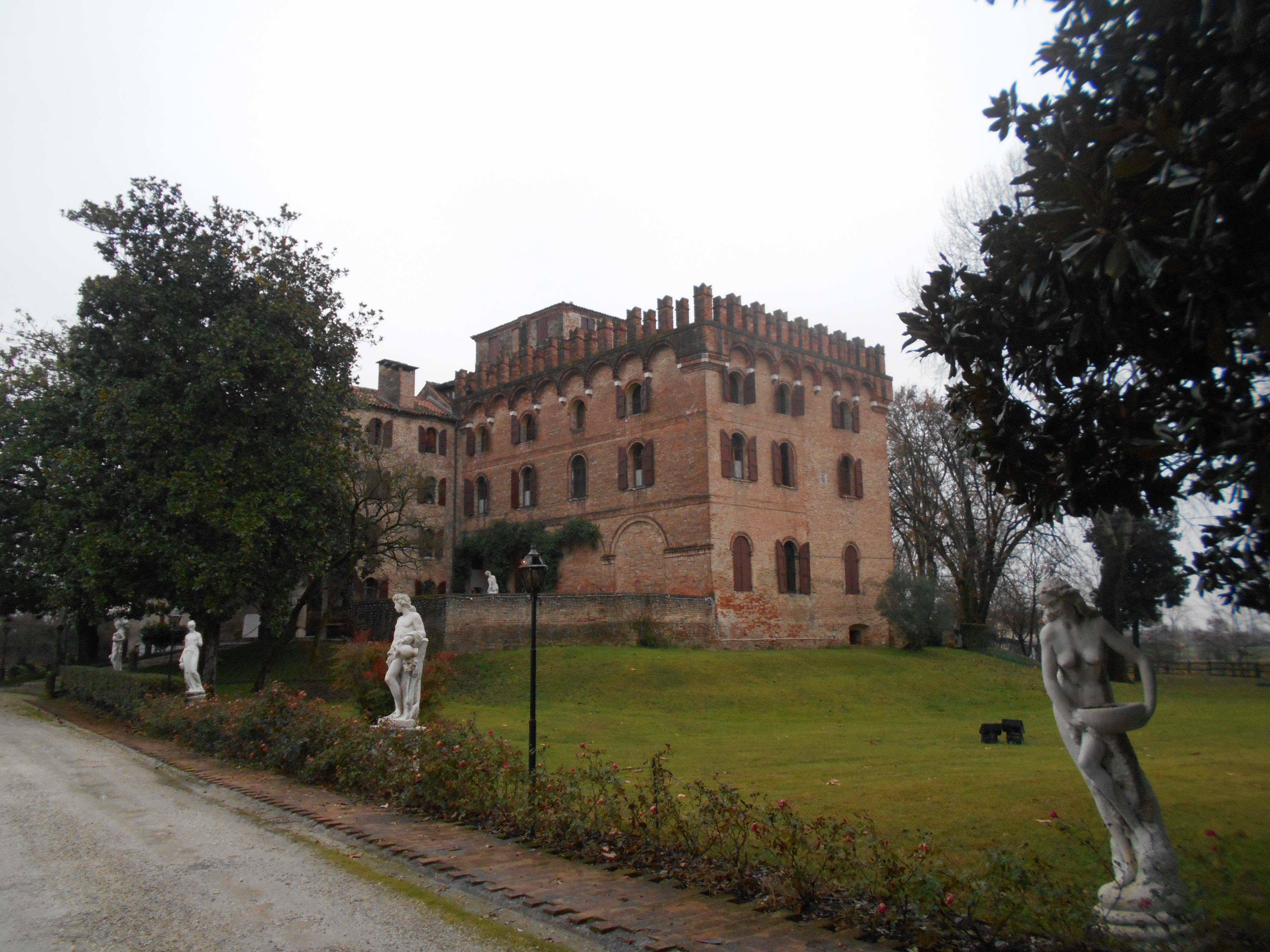 file castello di stigliano santa maria di sala venezia