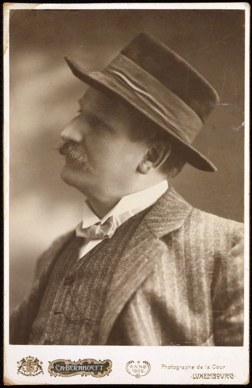 Image of Charles Bernhoeft from Wikidata