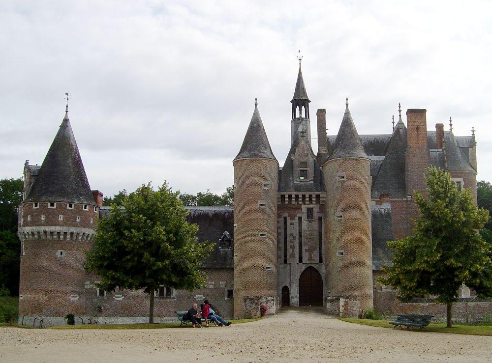 Chteau Du Moulin Wikipdia