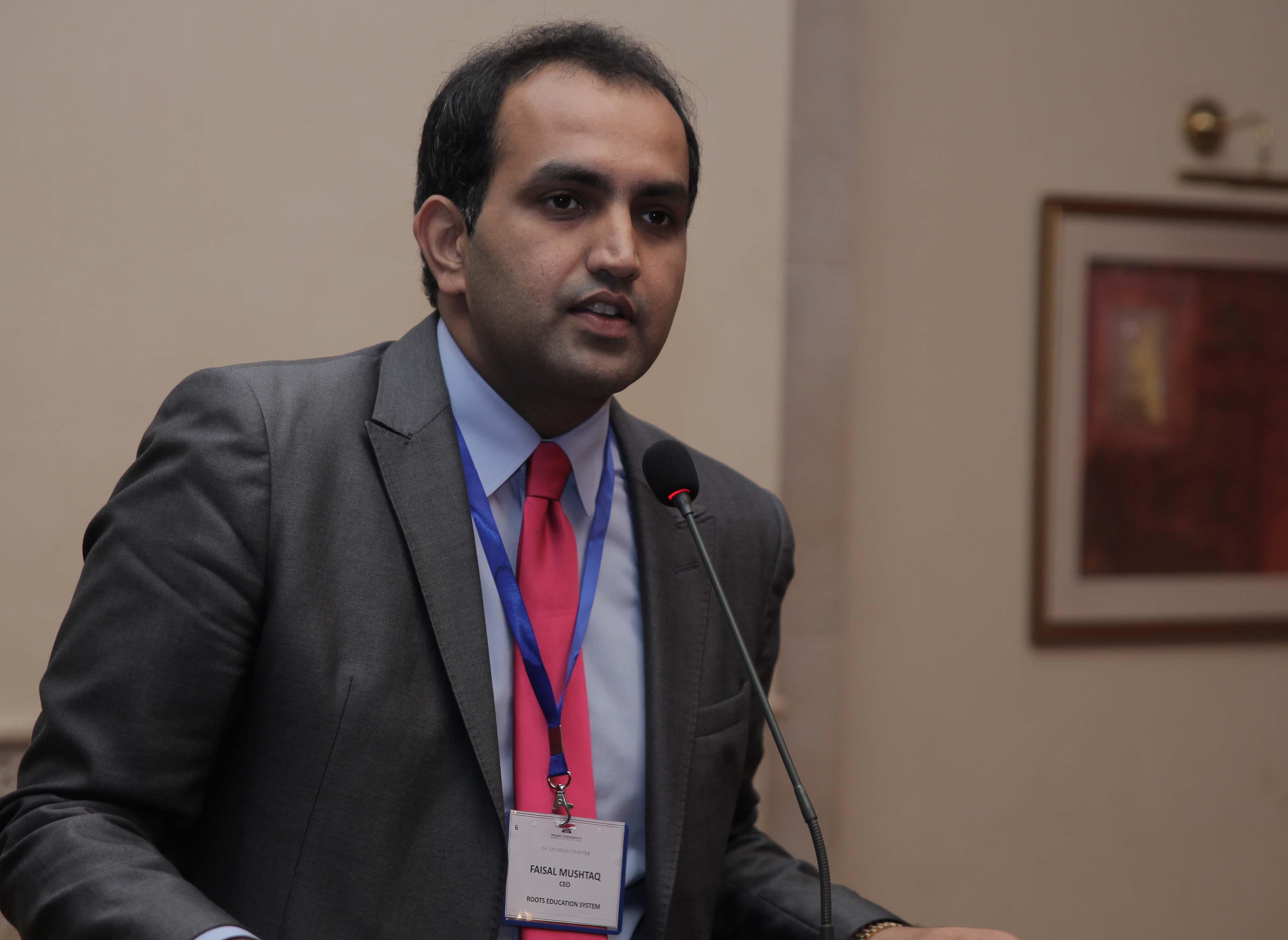 Faisal Mushtaq - Wikipedia