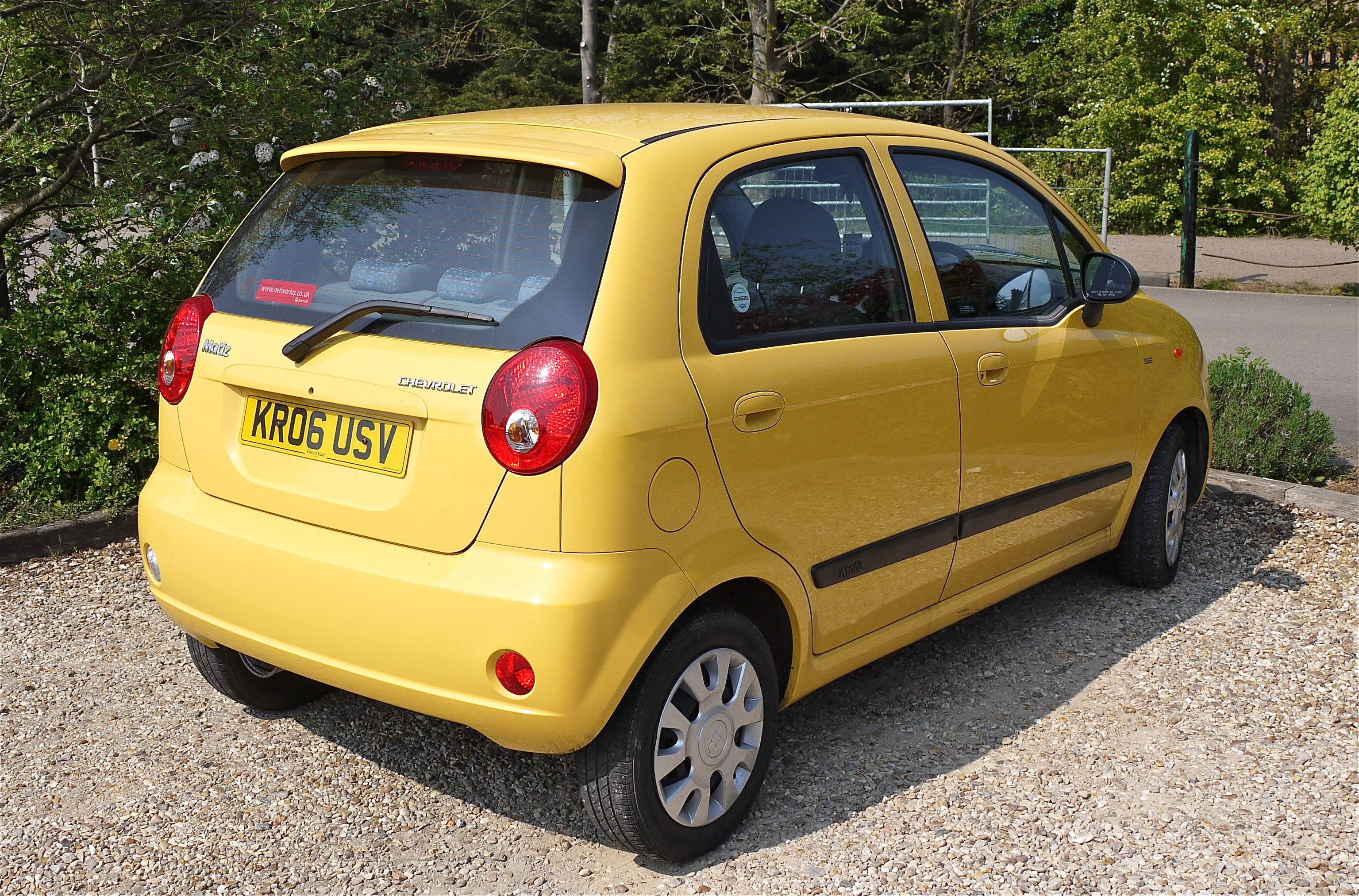 chevrolet matiz best super