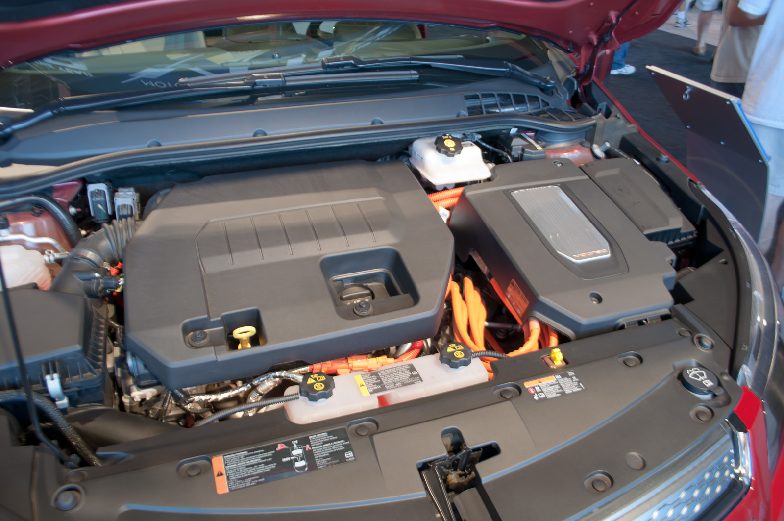 Test a car battery