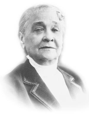 Chiquinha Gonzaga a los 78 años de edad.