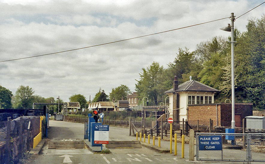 Rickmansworth Station Car Park Postcode