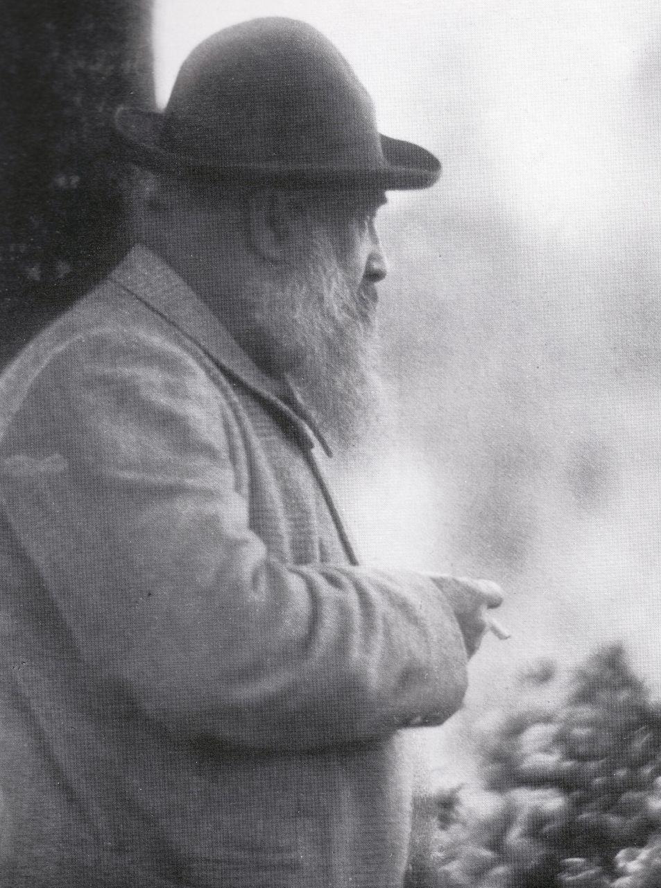 Claude Monet Sein Leben