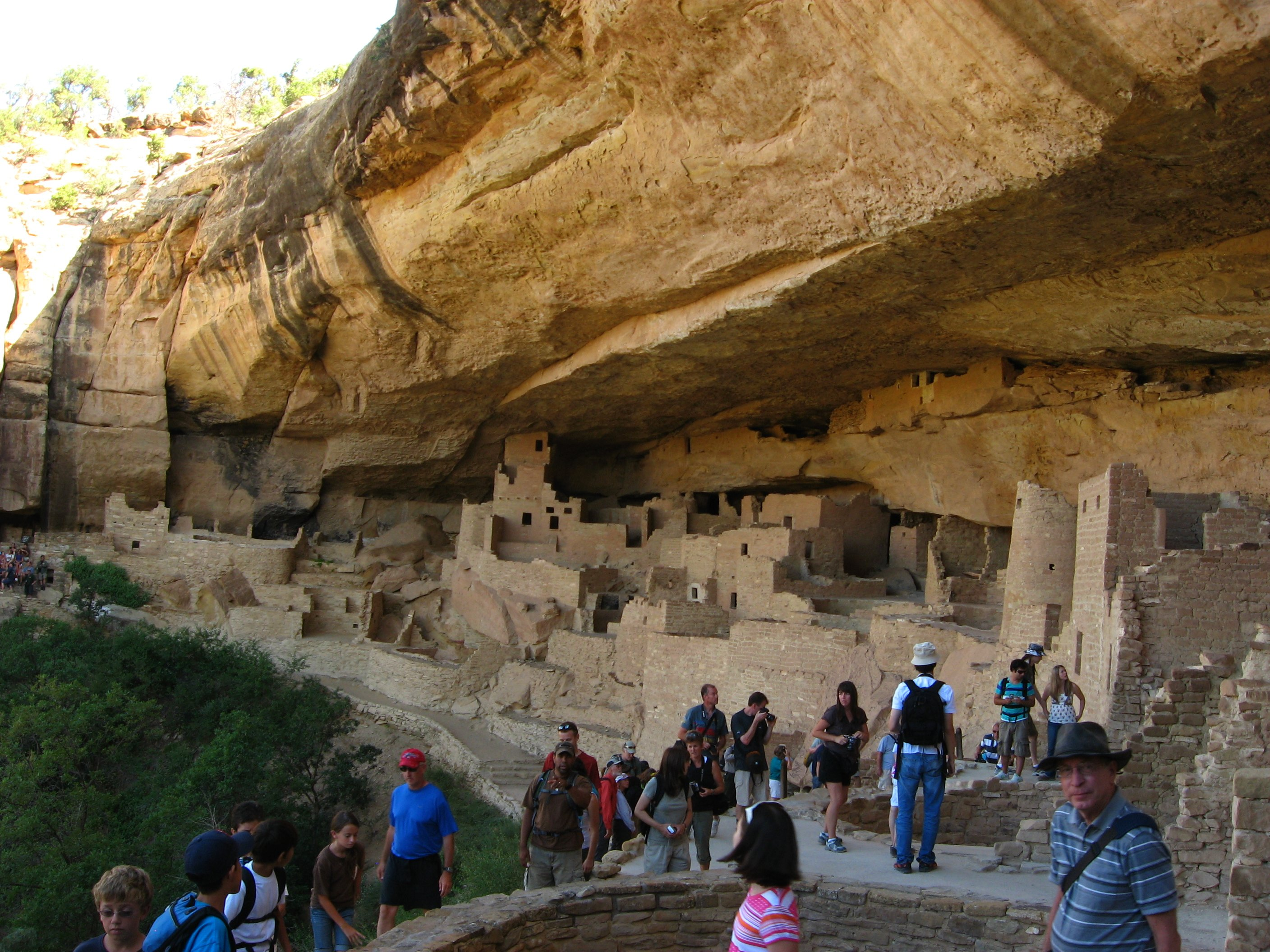File:Cliff Palace, Mesa Verde National Park (4848131649 ...