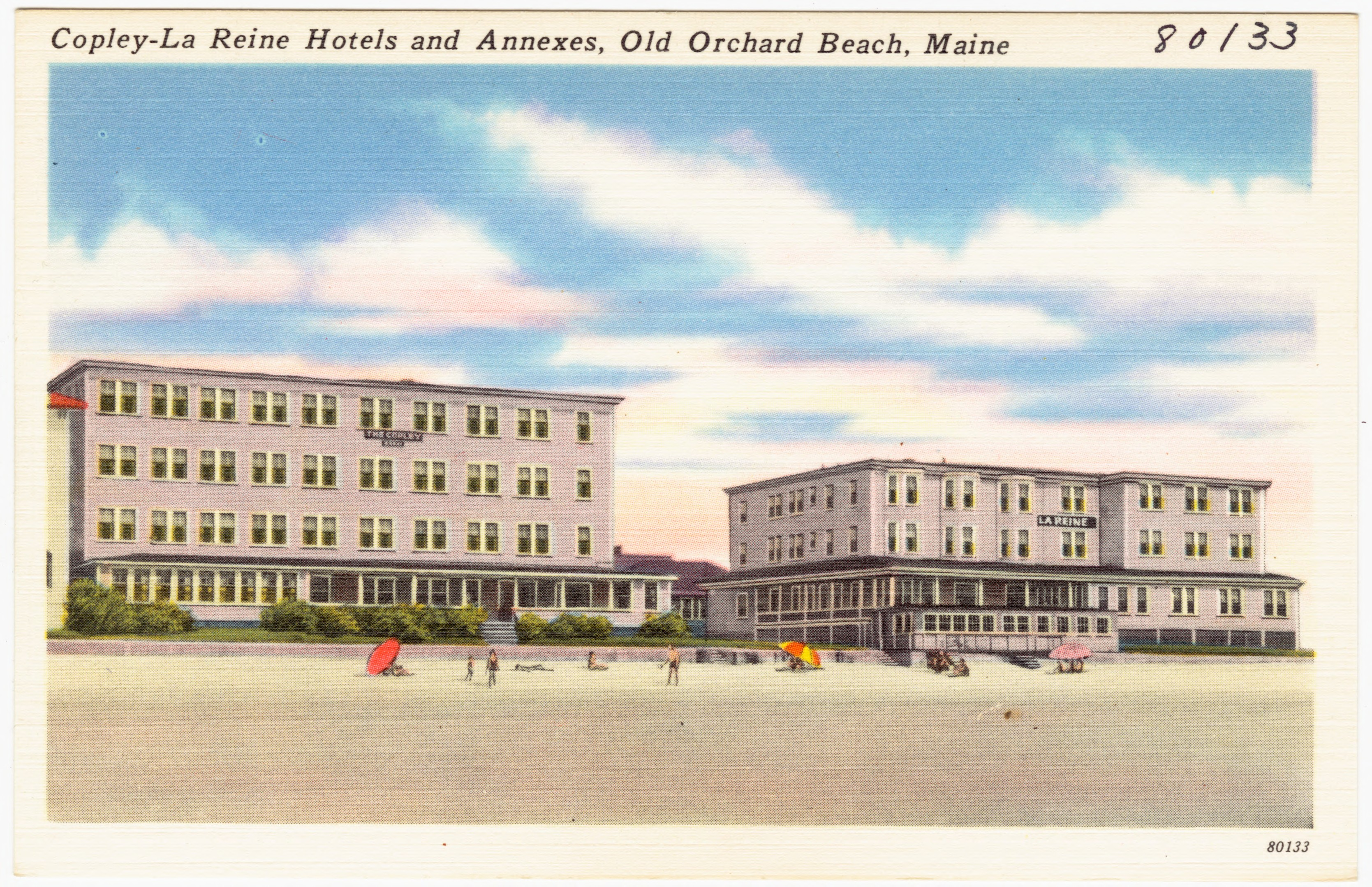 File Copley La Reine Hotel And Anne Old Orchard Beach Maine