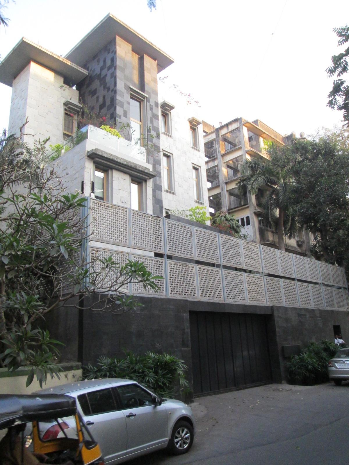 Sachin Tendulkar House Images