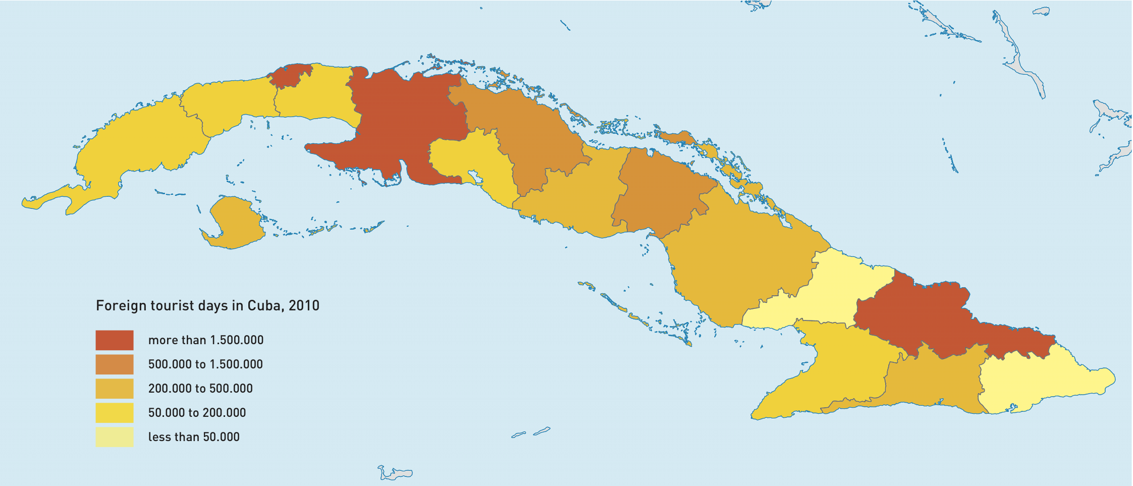 Tourism in Cuba - Wikiwand