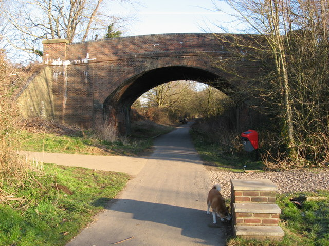 Cuckoo trail - geograph.org.uk - 1415021