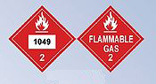 DOT Hazardous Material Placard compressed hydrogen.jpg