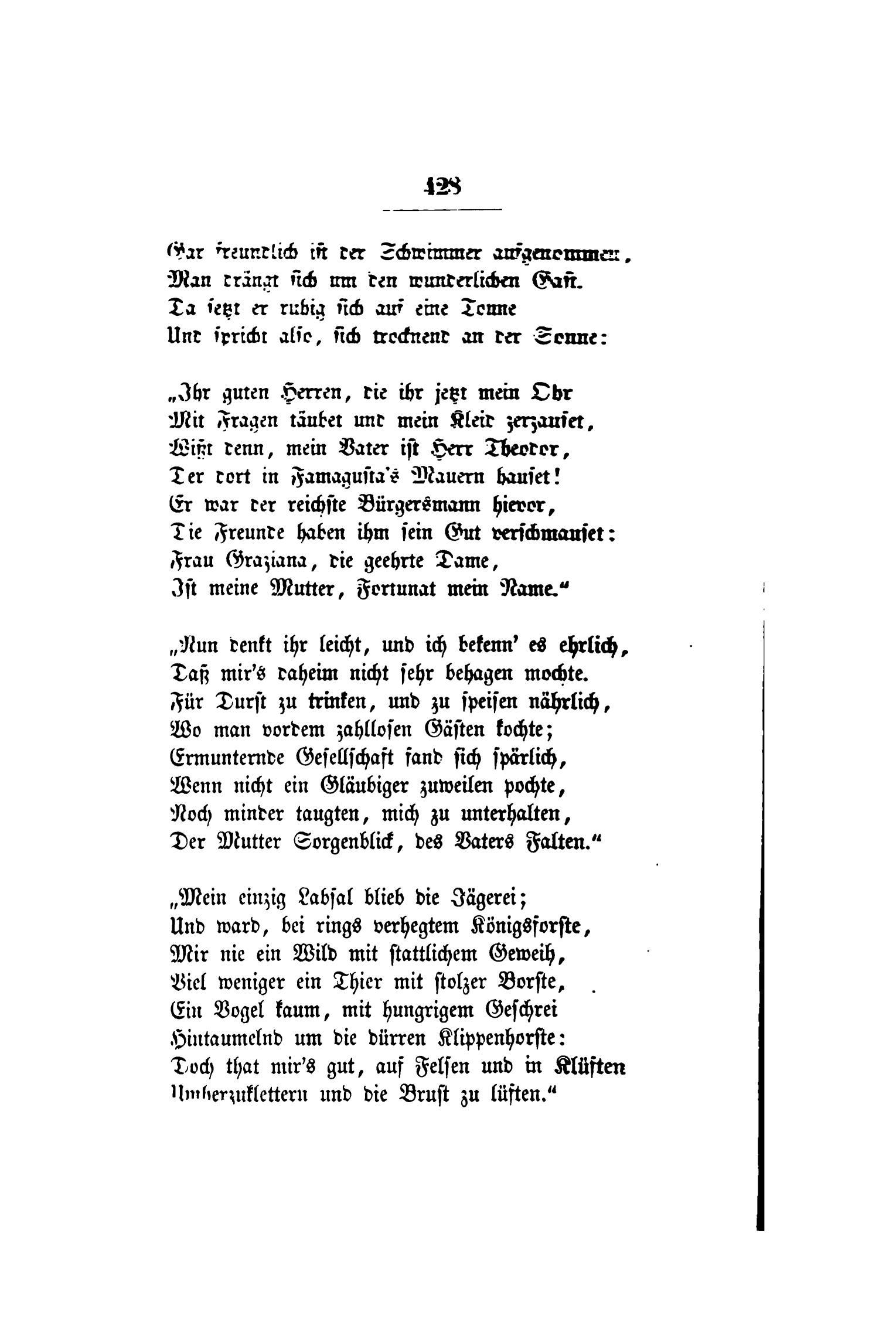 Filede Gedichte Uhland 446jpg Wikimedia Commons