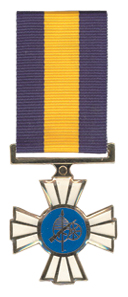 Decoration for Merit in Gold