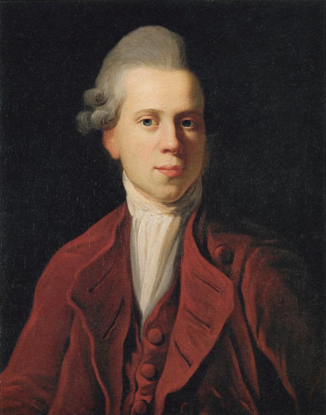 Николай Абрахам Абильгор 1772