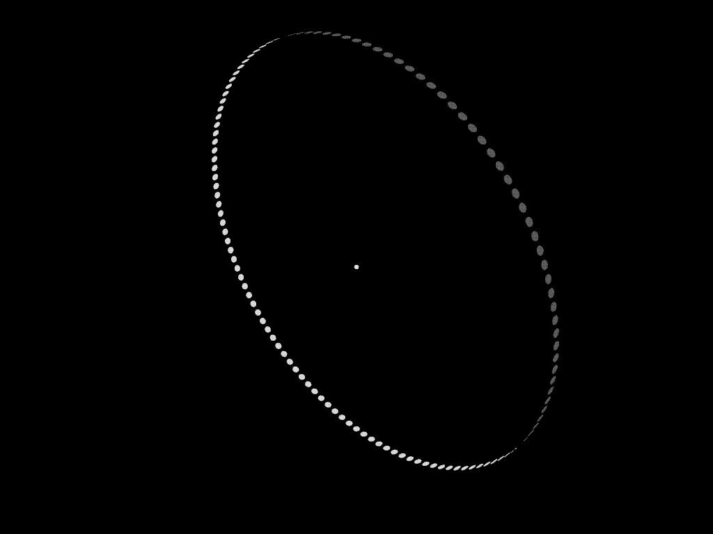 Onyx Halo Ring