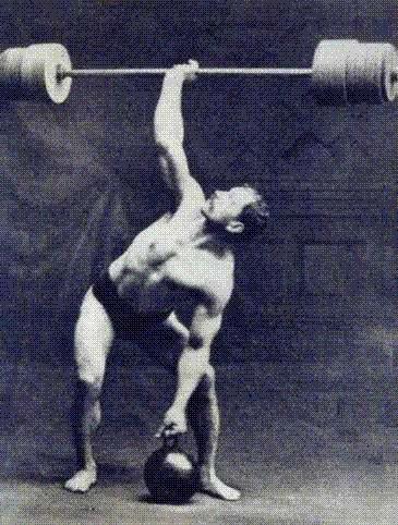 Depiction of Entrenamiento de fuerza