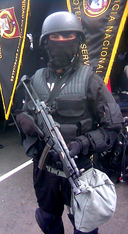 archivo efectivo policial unidad de fuerzas especiales