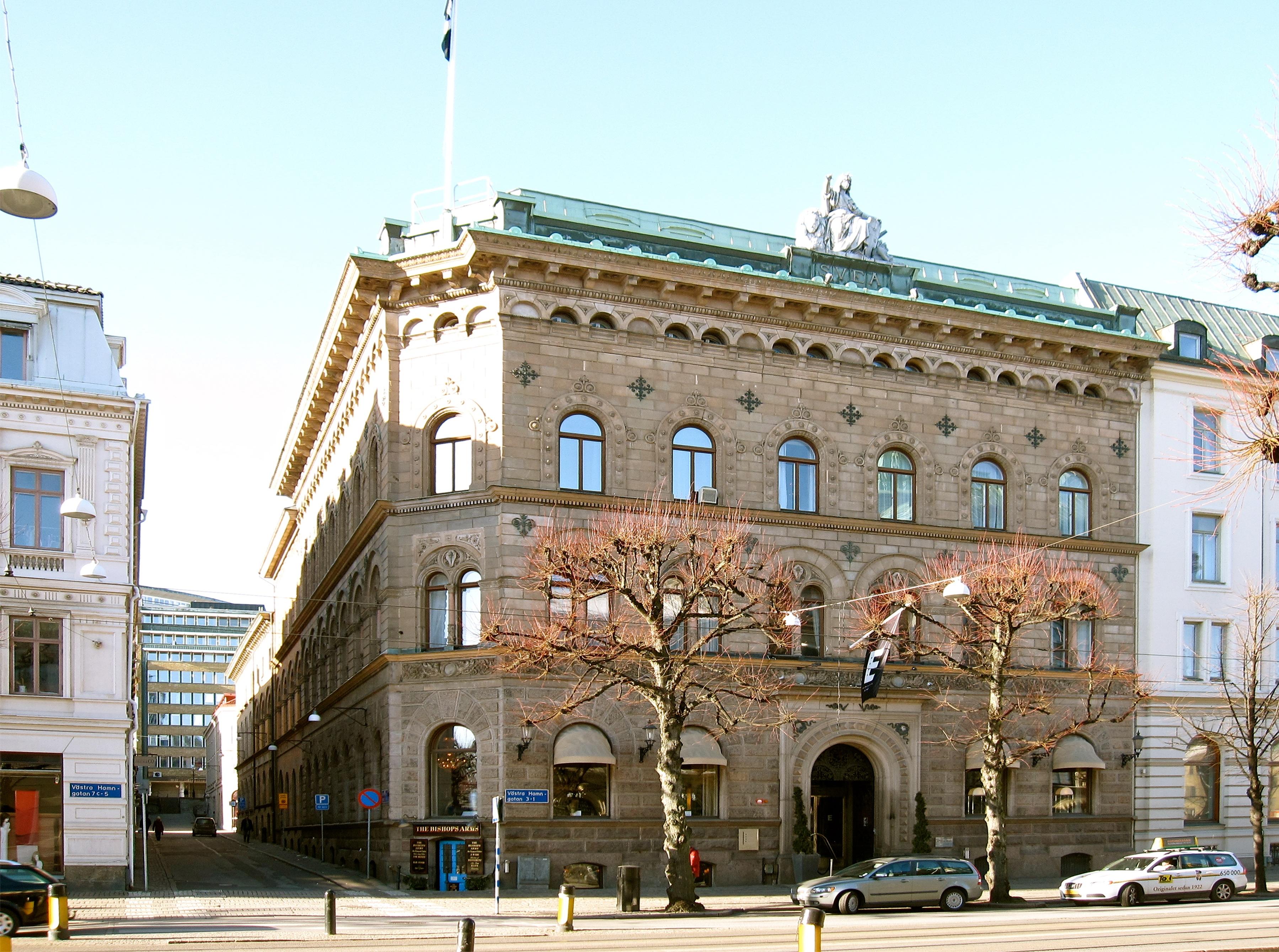 västra hamngatan göteborg