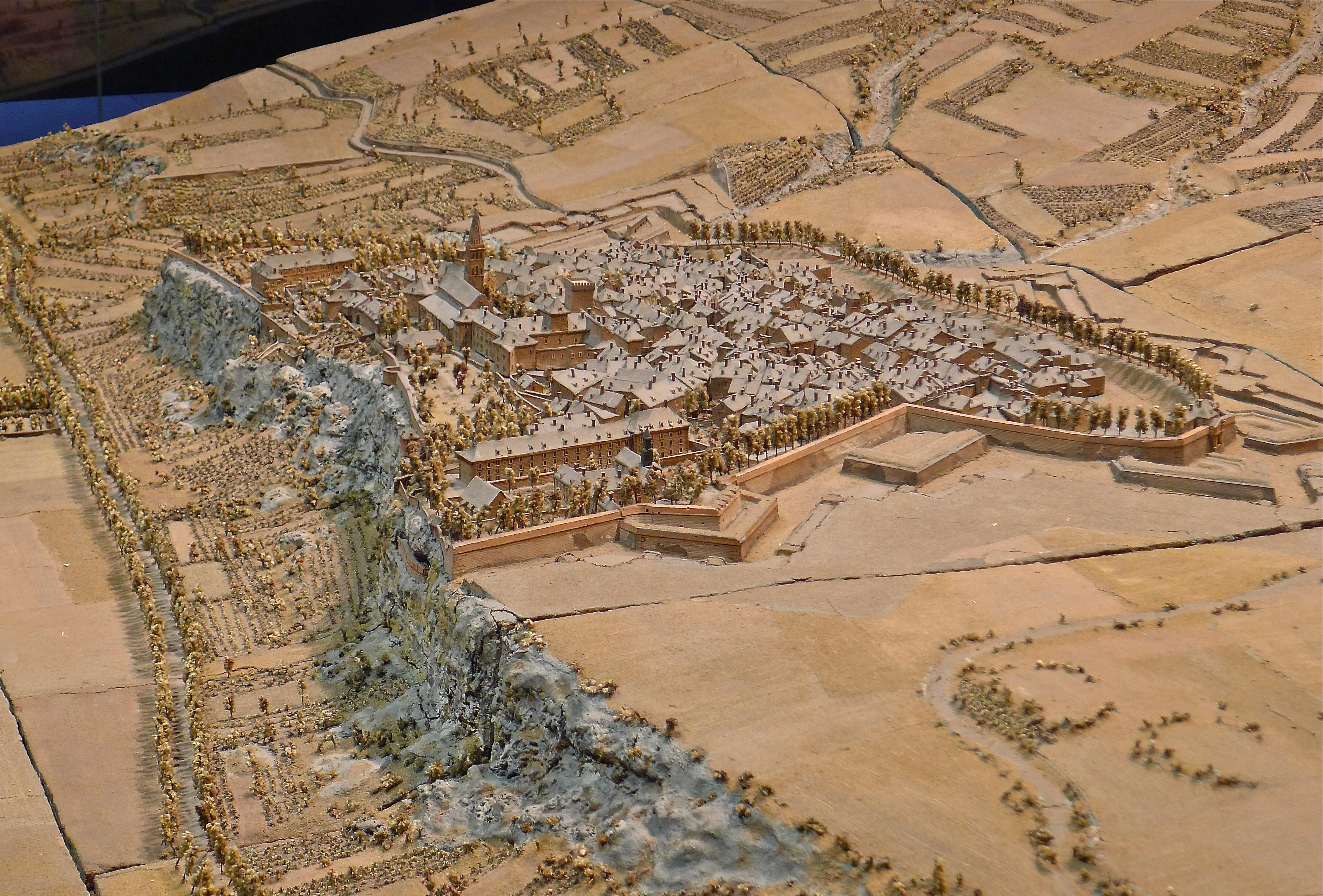 Embrun Plan De La Ville